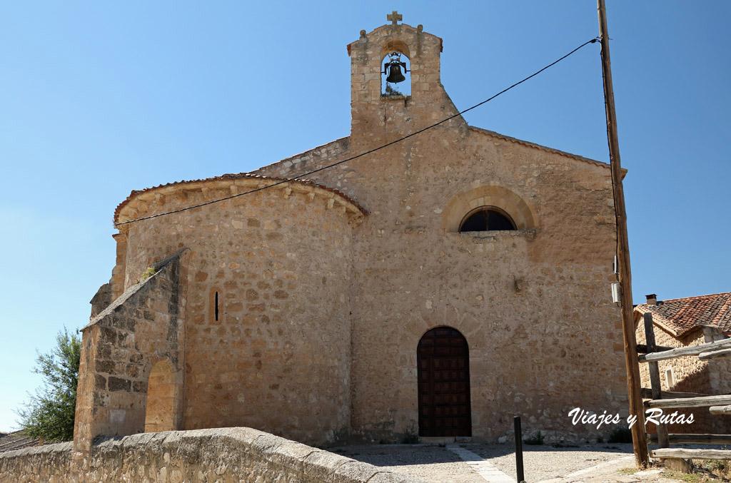 Ermita de san Miguel, Maderuelo