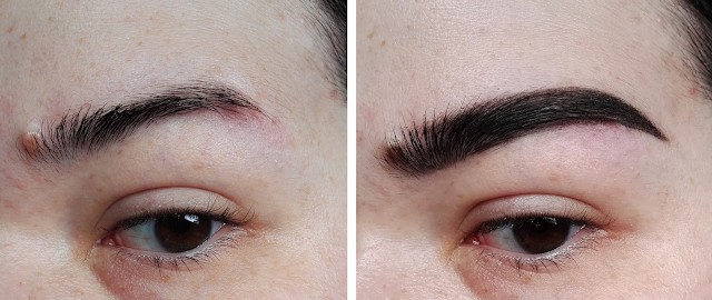 Soap Brow Technique