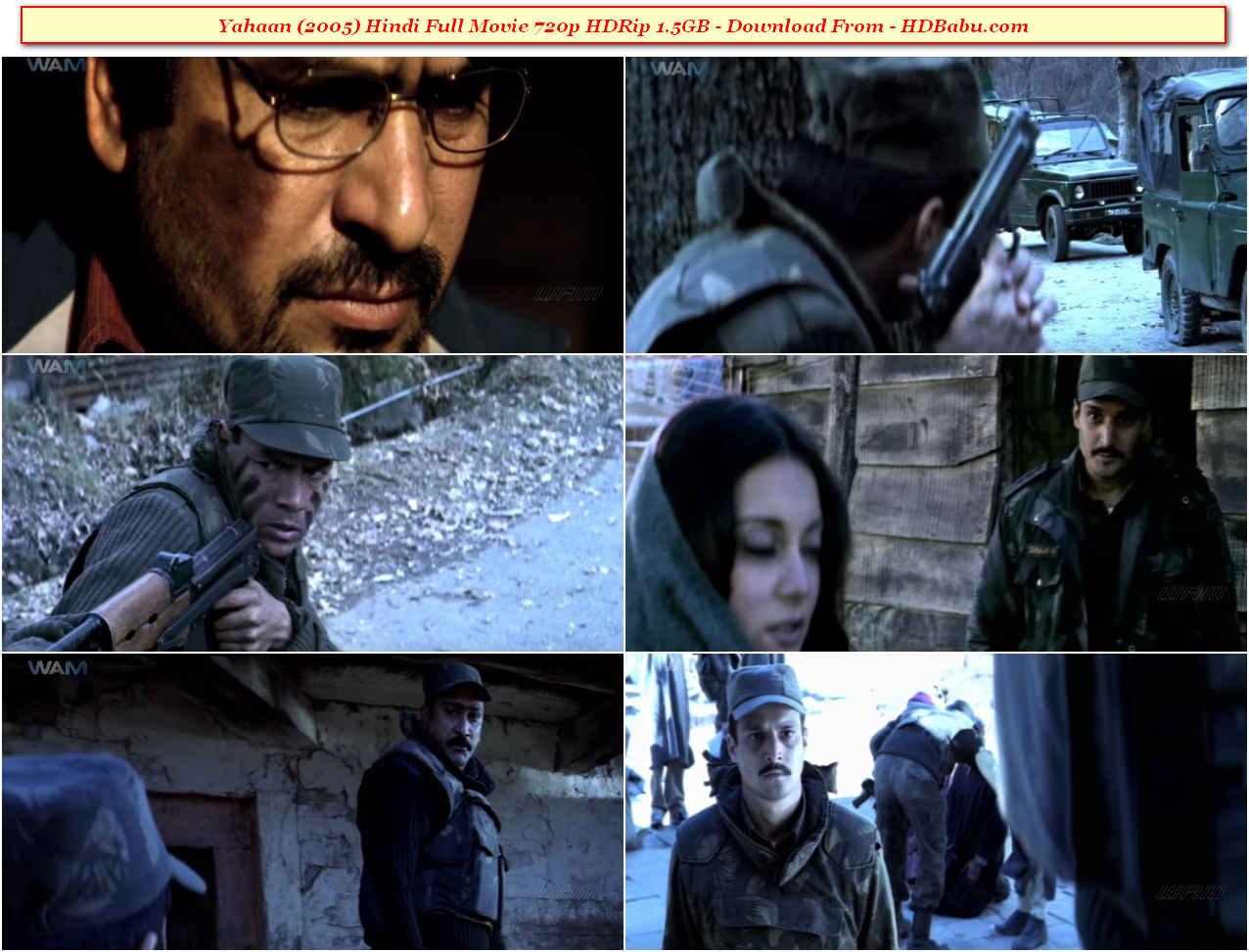 Yahaan Movie Download