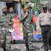 Batalyon Arhanud 10/ABC 'Gagak Hitam' Sosialisakan Cegah Pandemi Covid-19