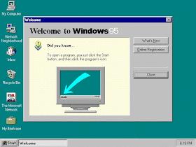 ويندوز 95