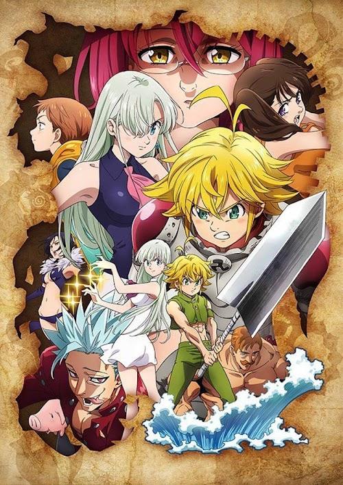 Descargar Nanatsu no Taizai: Kagami no Gekirin Temporada 3 [15 - 24][Sub Español][MEGA] HDL]