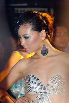 Vietnamienne Gogo discothèque