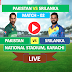 Pakistan vs SriLanka Match 2  : Watch Live Cricket Streaming online