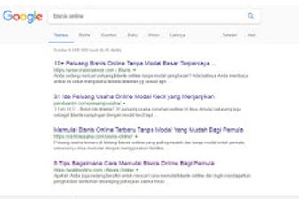 Tips Ampuh Agar Blog Bisa Masuk Page One Google 5