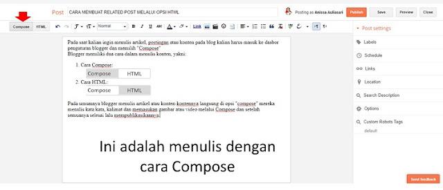 compose dan HTML3