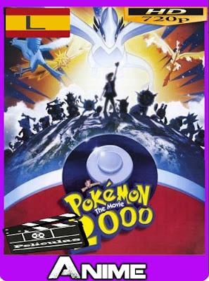 Pokémon Película 2: El poder de uno (1999) latino HD [720P] [GoogleDrive] rijoHD