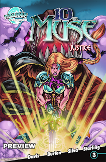 10th Muse: Justice - Cover