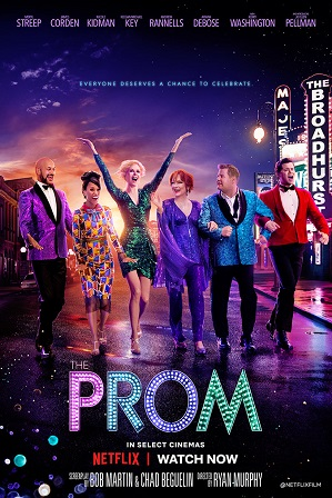 The Prom (2020) 400MB Full Hindi Dual Audio Movie Download 480p Web-DL