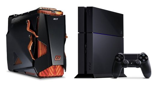Gaming PC vs Gaming Console which one is for you