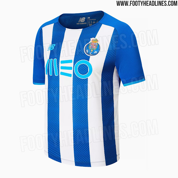 FC Porto 21-22 Home, Away & Third Kits Leaked - Footy Headlines