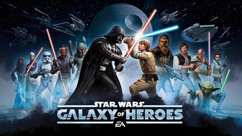 Star Wars: Galaxy of Heroes Hack Mod Apk