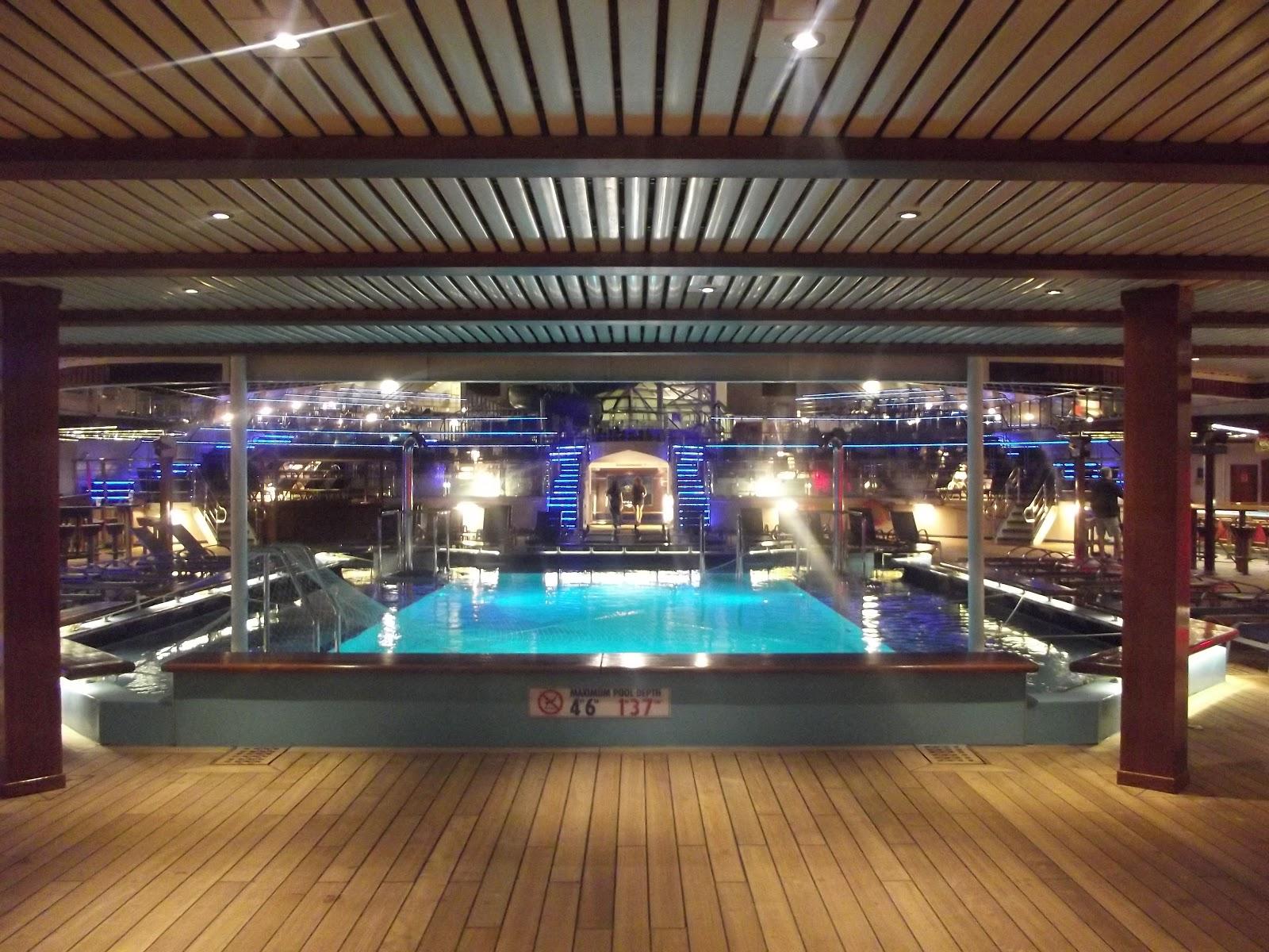 Cruise Addict Junkie : Carnival Glory (Nov 2012)