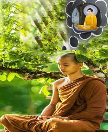 zen meditation in vitiligo
