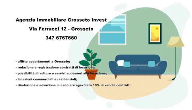 Affitto case Grosseto: le proposte di affitto di Grosseto Invest per case, appartamenti, ville e immobili residenziali Grosseto. Consulta gli annunci immobiliari di case in affitto disponibili a Grosseto.
