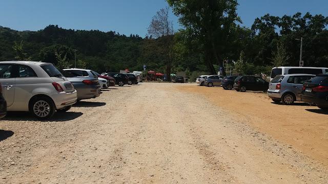 Parque de Estacionamento Praia do rebolim