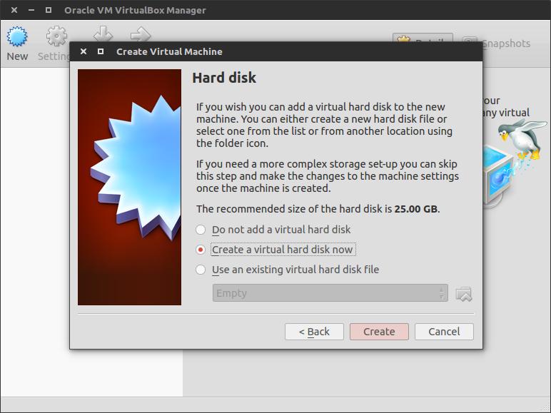 Ubuntu Project : OS virtualization with Virtualbox on Ubuntu