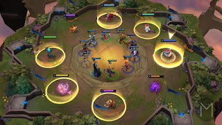 تحميل لعبة Teamfight Tactics League of Legends Mobile