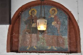 ο παλαιός ναό των αγίων Αναργύρων στην Βέροια