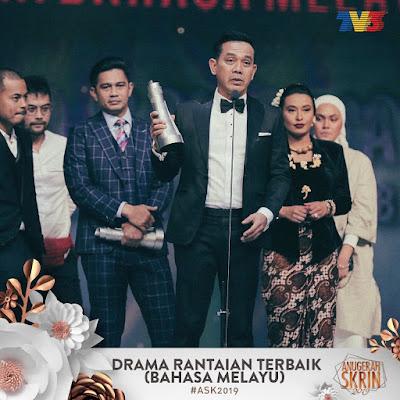 senarai pemenang anugerah skrin 2019