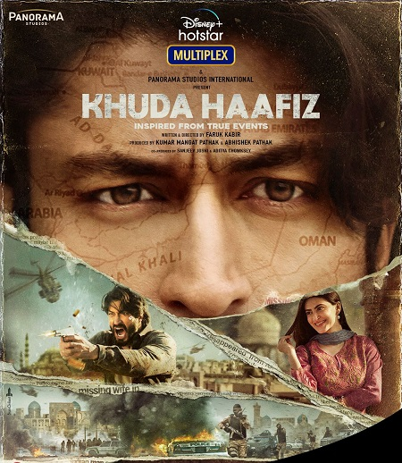 Khuda Haafiz 2020 Hindi 720p HEVC WEB-HDRip x265 AAC Esubs – 700 MB