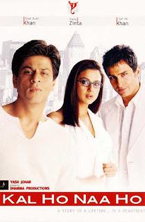 Kal Ho Naa Ho 2003 Hindi 480p BRRip 550MB