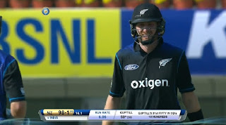 India vs New Zealand 4th ODI 2016 Highlights