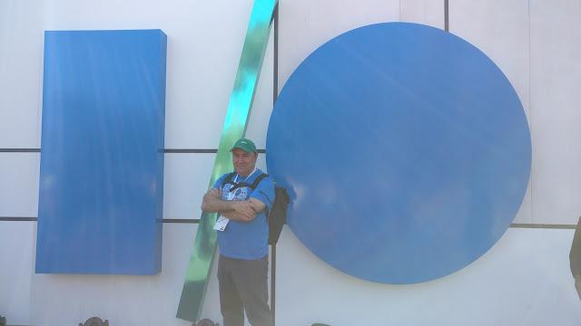 La semana más Google del año, resumen de viaje al I/O17 congreso de desarrolladores mundial de Google