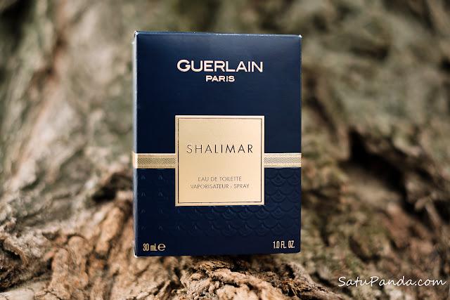 Guerlain  Shalimar EDT отзыв