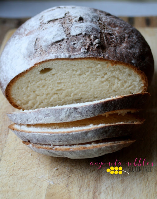 Gluten Free Sourdough Bread from Anyonita Nibbles
