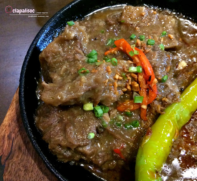 Negrense Sizzling Beef Rendang from Sarsa Kitchen + Bar