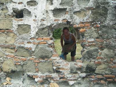 old city of Panama Viejo