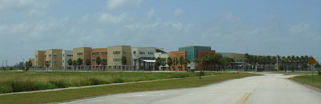 Allapattah Flats School en la Glades Cutoff Rd