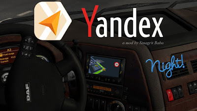 Yandex Navigator Night Version v1.3