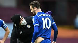 Leicester City Manager provide fresh Maddison injury update