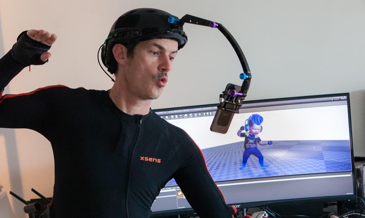 SIGGRAPH: A New Approach to DIY, Full-Performance Motion Capture at