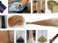 Nama Alat / Perkakas Kebersihan Dalam Bahasa Sunda