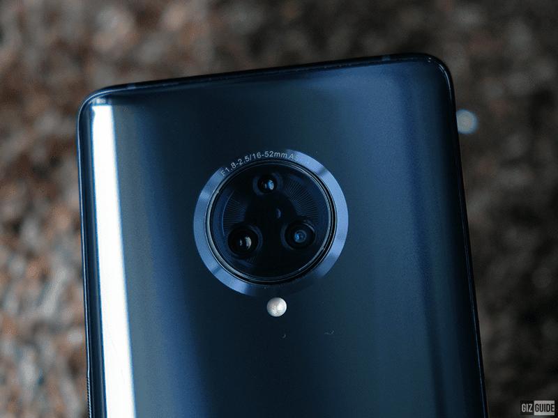 Vivo NEX 3's rear cameras
