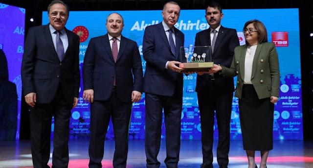 Recep Tayyip Erdoğan - Mustafa Varank