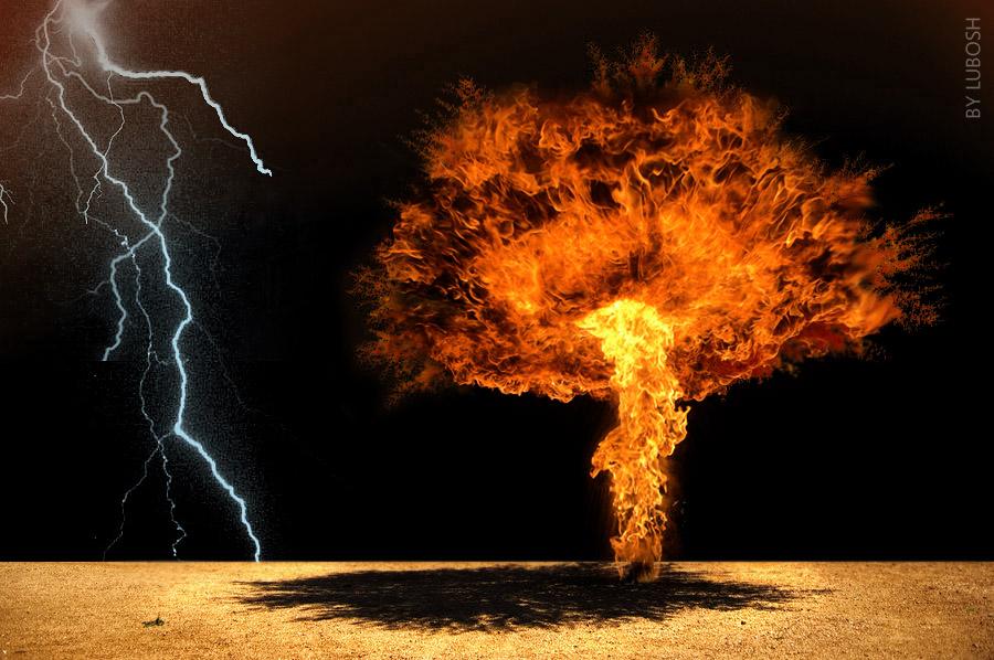 способ, картинки молния и огонь нас были танкисты