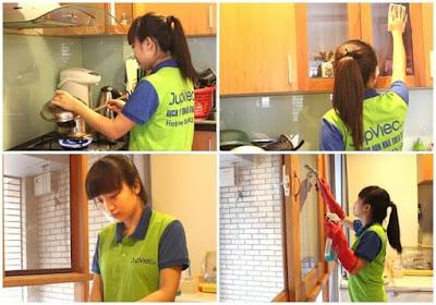 Dịch vụ giúp việc nhà