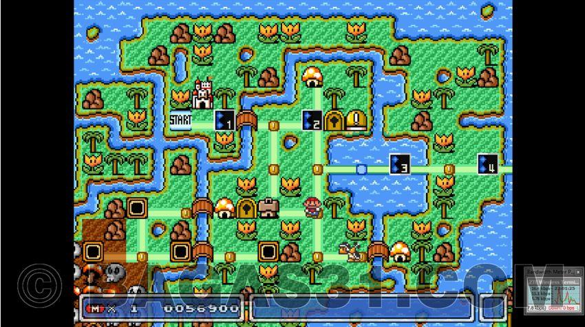 Super Mario Fusion : Mushroom Kingdom - BAGAS31.com