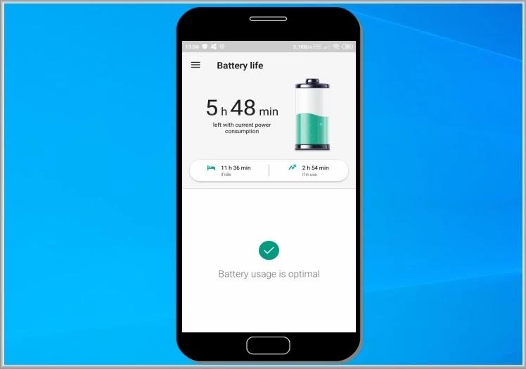 Kaspersky Battery Life : Ενισχύστε τη διάρκεια ζωής της μπαταρίας του κινητού σας