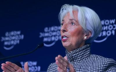 Directeur Christine Lagarde