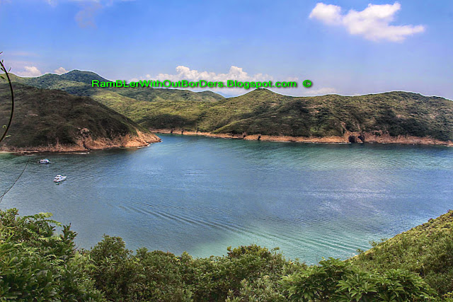 High Island Reservoir, Sai Kun Country Park, Hong Kong