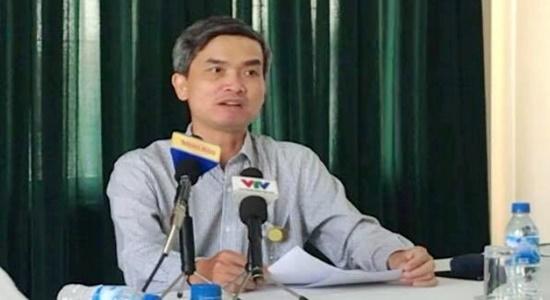 ThS.BS Đào Duy Khánh, Tỉnh ủy viên, Giám đốc Sở Y tế trả lời phỏng vấn báo chí về bệnh bạch hầu đang xảy ra trên địa bàn tỉnh Kon Tum