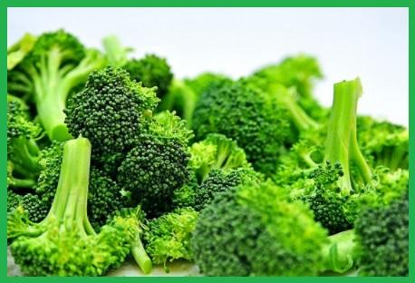 brocoli es antioxidante