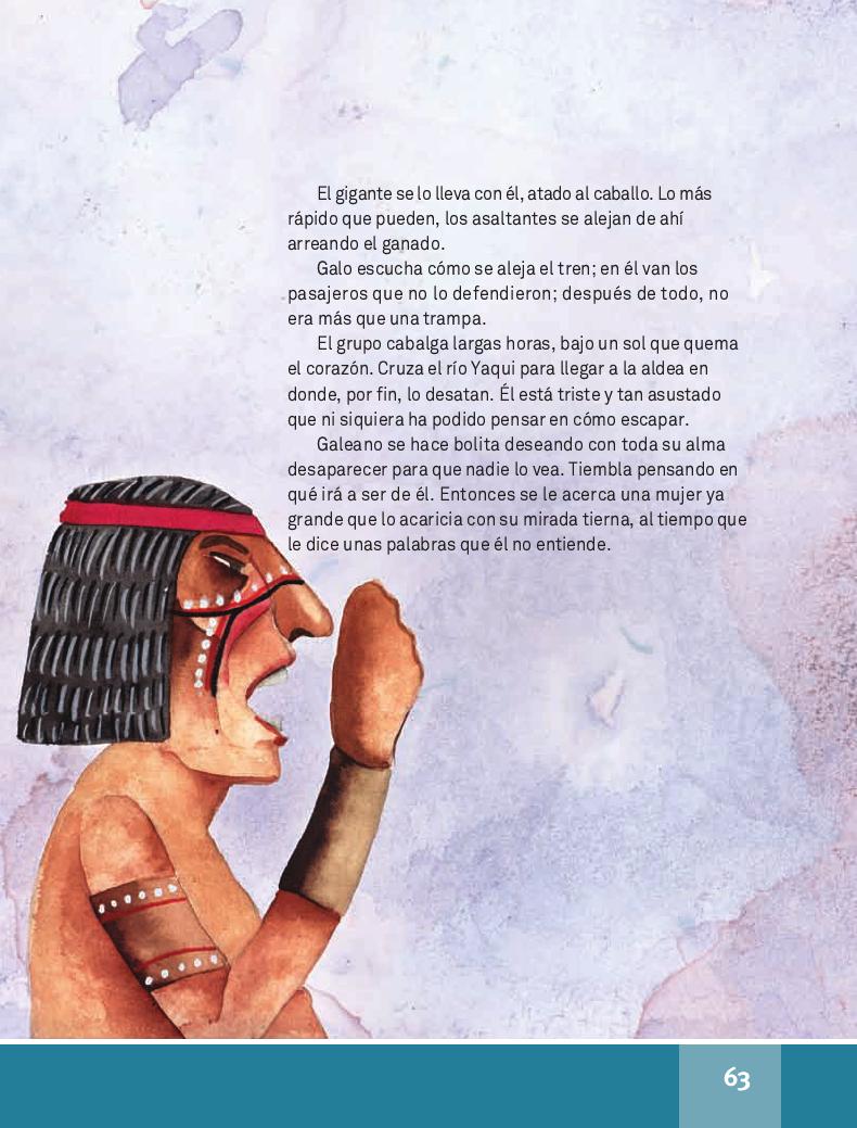 Galeano - Español Lecturas 4to ~ Apoyo Primaria