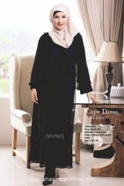 Model Baju Muslim Untuk Wanita dewasa Modern Terbaru