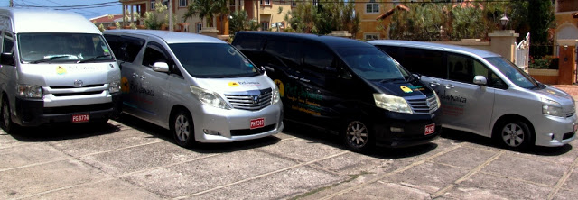 Private Airport Transfers Royalton Blue Waters